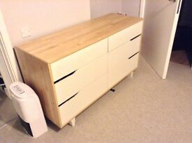 6 Draw Chest of Drawers - Great Storage !