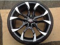 WOLFRACE Assassin 20 Audi Alloy Wheels