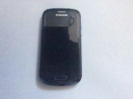 FULLY WORKING Unlocked Samsung Galaxy S3 Mini GT18190 8GB Unlocked PEBBLE BLUE