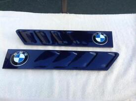 Bmw side vents.