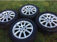 "16"" Vauxhall Astra alloys"