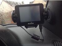 Binatone GPS sat nav