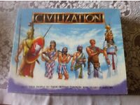 Civilization by Gibson Games. Excellent condition as only played once