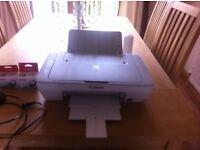 Canon Pixma All in One Printer for Sale