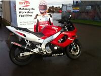 Yamaha Thundercat 600 , Very good condition will be sold with 12 months MOT £1500