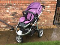 icandy apple jogger pushchair