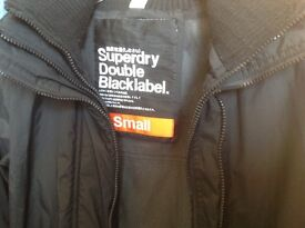 Superdry coat small