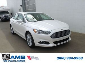 2016 Ford Fusion SE 202A AWD 2.0L Leather Moonroof Navigation My