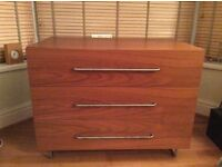 Habitat excellent condition chest of drawers