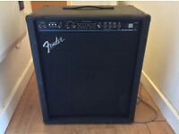 Fender BXR 100 bass amp 100 WATTS COMBO AMPLIFIER