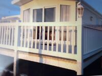 STATIC CARAVAN EASTER HOLIDAY PLATINUM Whitley bay for hire