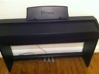 Casio Privia PX-750 Digital Piano and stool, in Pristine condition / hardly used