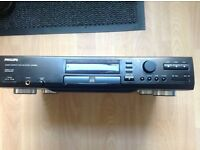 Phillips cdr880 cd recorder