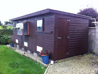 Purpose built Shed/Loft - Solid well Built, £800...