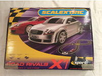 Scalextric Road Rivals X1