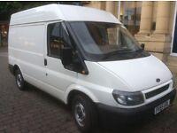 Van or pickup wanted