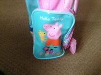 Peppa Pig Children's Suitcase