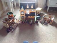 Sylvanian families bundle