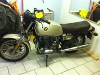BMW R65 Twin/Airhead. 1979. Nice Classic bike in time for Spring riding. Good condition.