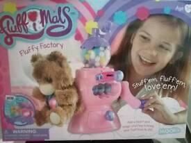 FluffiMals teddy stuffing kit - childs toy