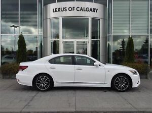 2013 Lexus LS 460 AWD 8A F Sport Package