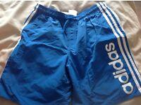 Boys adidas shorts 14-15yr