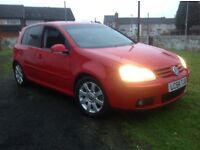 Volkswagen Golf gt tdi 140 bhp great bargain £1650 hpi clear Any inspection AA or RAC