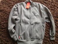 Mens Slazenger jacket size small new with tag