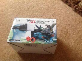 VR goggles brand new still in box - duplicate gift