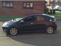 Honda Civic sport cdti diesel 6 speed
