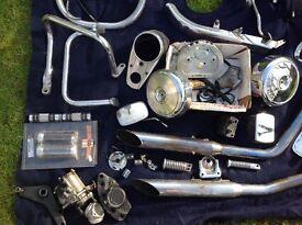 Heritage Softail Harley Davidson parts
