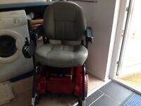 Hardly Used Electric Wheelchair