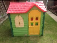 Little tikes country cottage play house for sale
