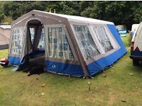 Tent-6 man frame tent