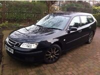 Saab 9.3 2.0 T Linear Sport Estate. Lovely car to drive and own. 11 months MOT. Recent service.