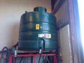 800 gallon diesel tank
