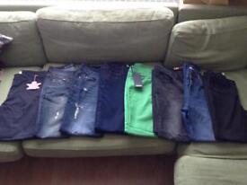 Bundle, brand new, ladies Jeans.