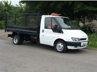Ford transit tipper 2006