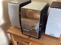 Panasonic cd stereo system SA-PM29 vgc140