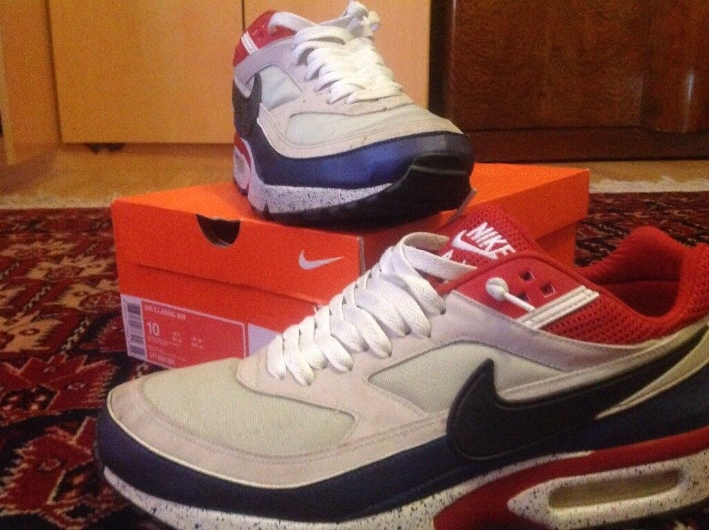 Nike air classic bw, paris saint germain fc in Dundee Gumtree