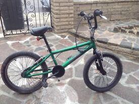 BMX Diamondback Demon Bike