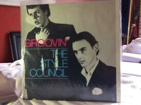 "Style council 12""single groovin"