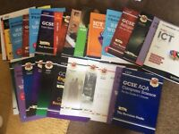 GCSE Revision Guides / Workbooks for sale