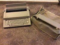 Olivetti electric typewriter