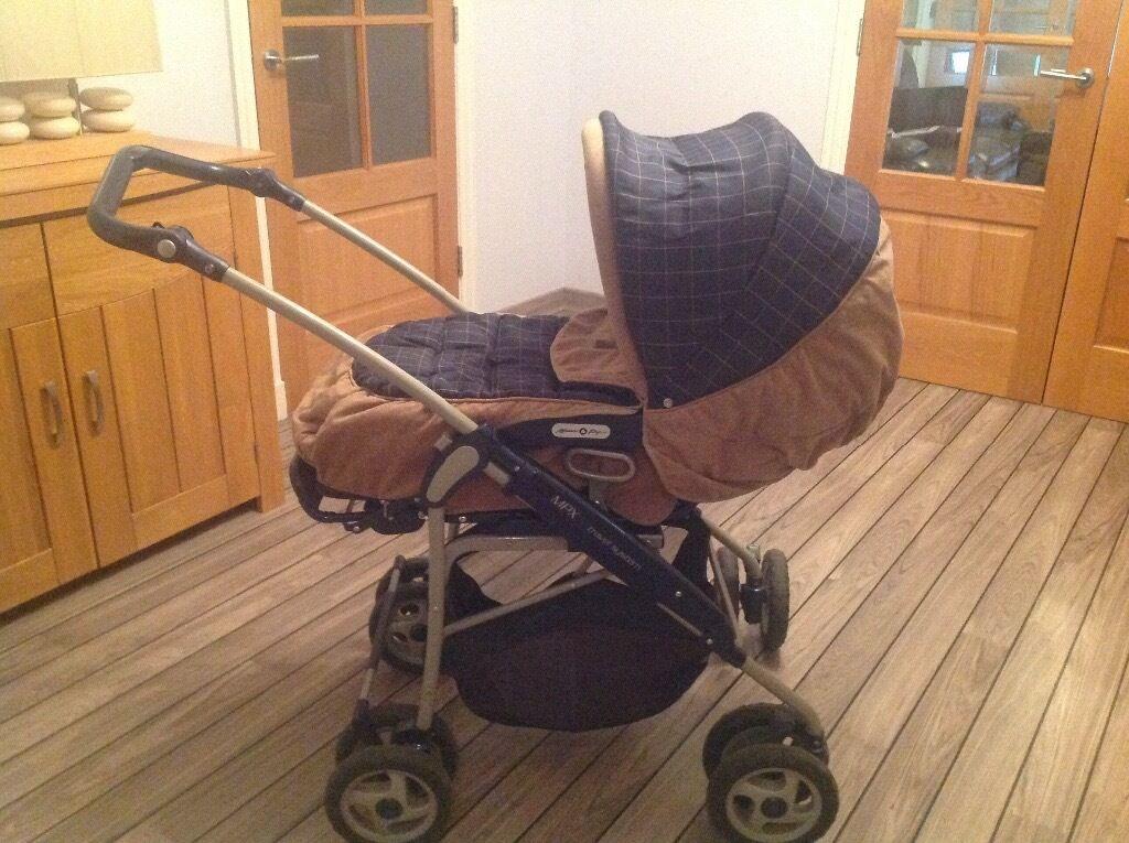 Pram/Buggy/Car seat