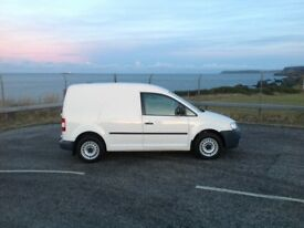 VW Caddy 1.9 TDI 104, Low Milage 70k!, 13 Months MOT!