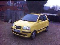 Hyundai Amica 1.1 CDX 5dr, LOT OF CAR, WELL CARED CAR WITH TONES OF PAPERWORK, STUNNING EXAMPLE.