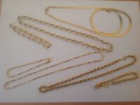 Costume jewellery sets