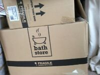 Bathstore EURO TOILET BRAND NEW BOXED
