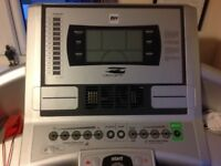 BH F1 Running Machine 1 year old which folds away